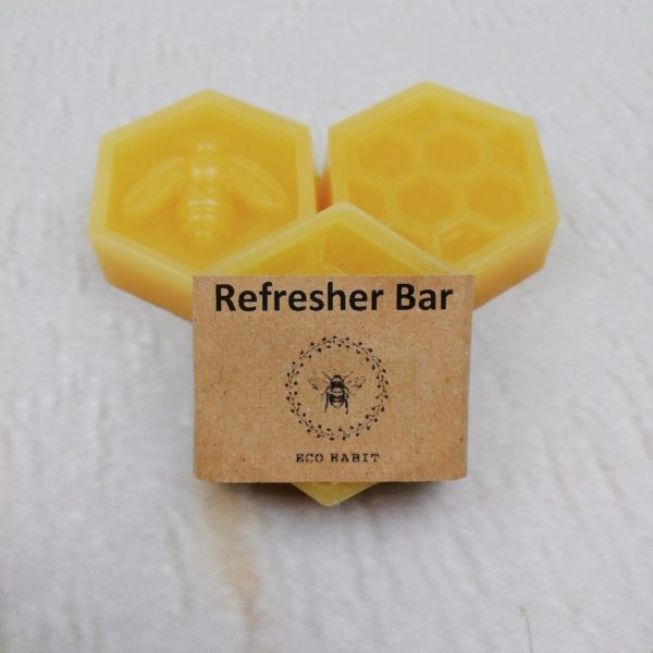 refresher bar for beeswax food wraps